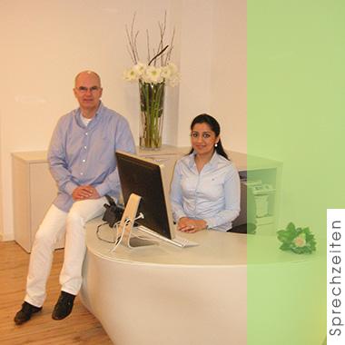 Sprechzeiten Orthopädie, Sportmedizin, Chirotherapie, Naturheilkunde - Hamburg Zentrum Colonnaden