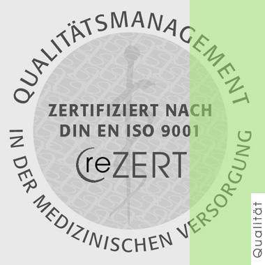 Qualitätsmanagement Orthopädie, Sportmedizin, Chirotherapie, Naturheilkunde - Hamburg Zentrum Colonnaden